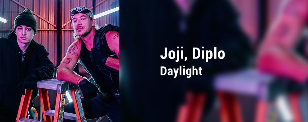 Joji, Diplo - Daylight