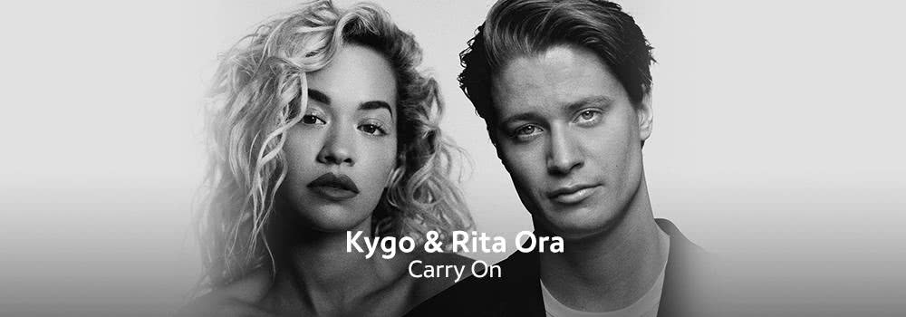 Kygo & Rita Ora - Carry On