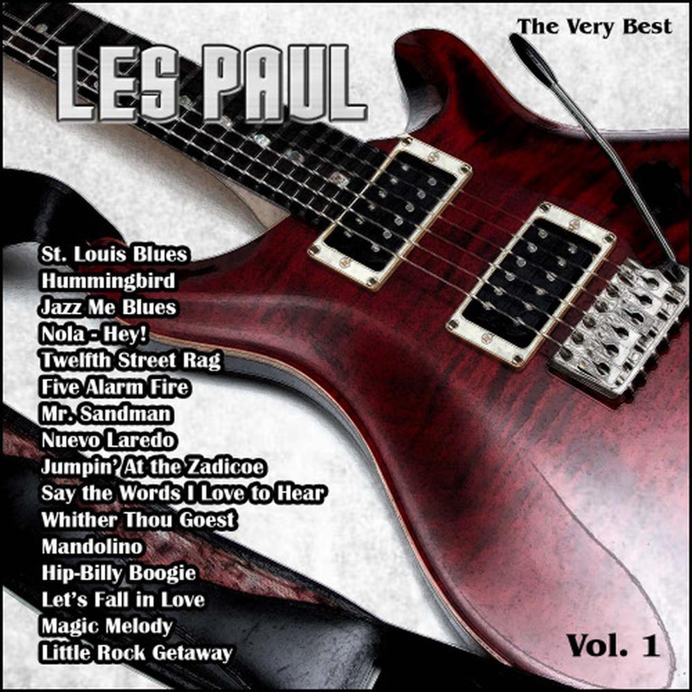 Let's Fall in Love 2013 Les Paul