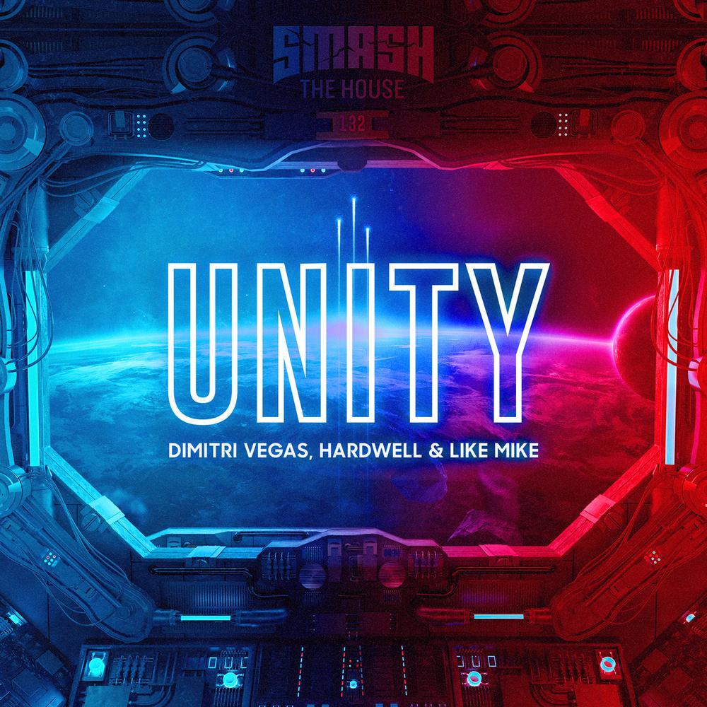Unity 2018 Dimitri Vegas & Like Mike; Hardwell