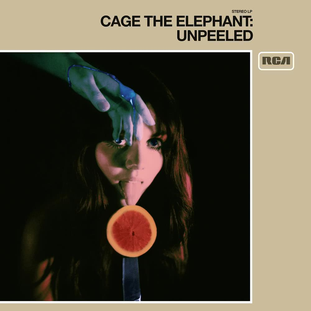 Right Before My Eyes (Unpeeled) 2017 Cage The Elephant