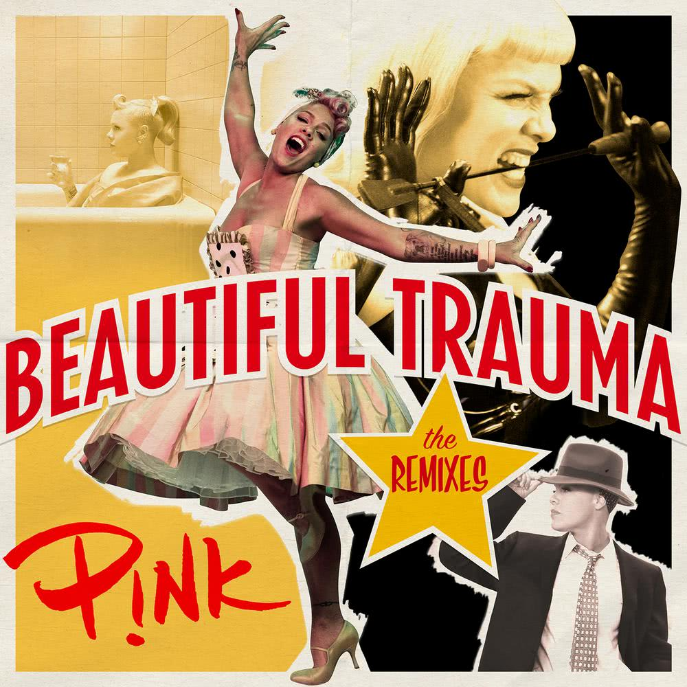 Beautiful Trauma (Kat Krazy Remix) 2018 P!nk