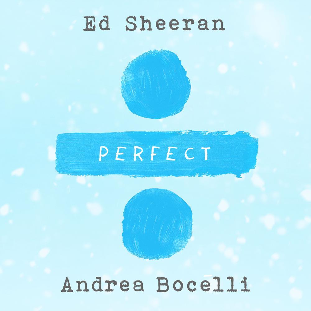 Perfect Symphony (with Andrea Bocelli) 2017 Ed Sheeran; Andrea Bocelli