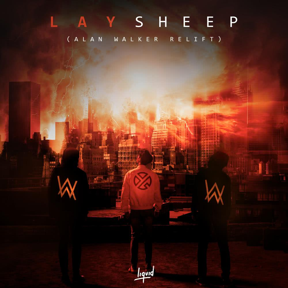 Sheep (Alan Walker Relift) 2018 LAY; Alan Walker