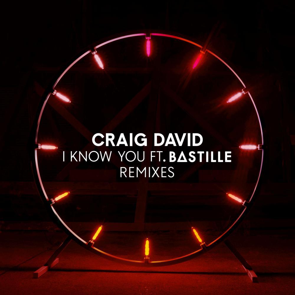 I Know You (Sobr Remix) 2018 Craig David; Bastille