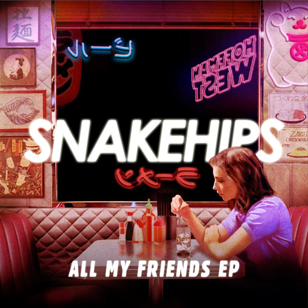 All My Friends 2016 Tinashe; Snakehips; Chance The Rapper