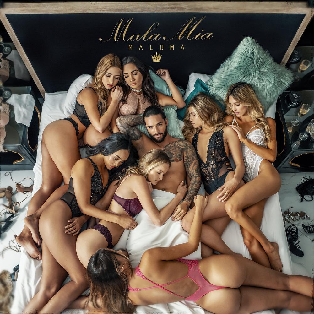 Mala Mía 2018 Maluma