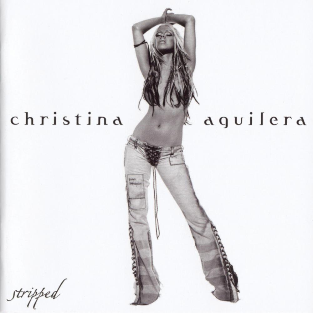 Dirrty 2002 Christina Aguilera