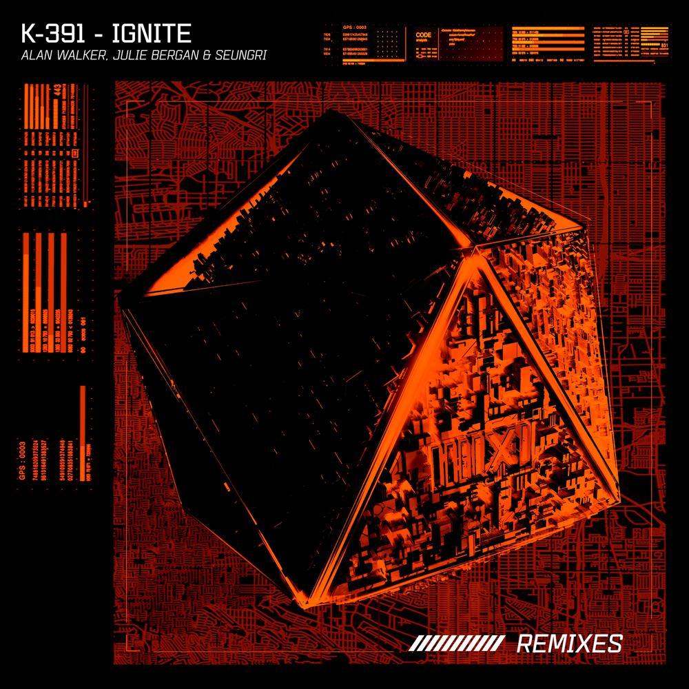 Ignite - Panta.Q Remix (Panta.Q Remix) 2018 K-391; Alan Walker; Julie Bergan; Seungri