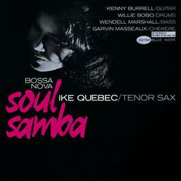 Bossa Nova Soul Samba 2007 Ike Quebec