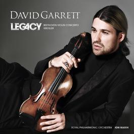 Legacy 2011 David Garrett