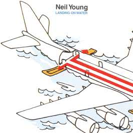 Landing On Water 1986 Neil Young