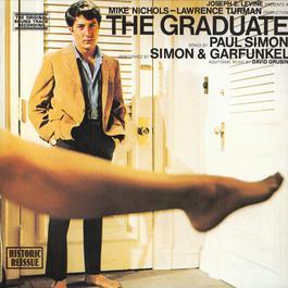 THE GRADUATE Original Sound Track Recording 1988 Simon & Garfunkel