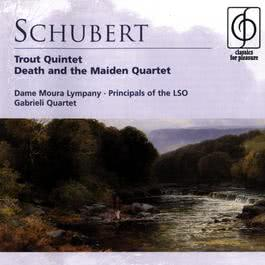 Schubert Trout Quintet, Death and the Maiden Quartet 2008 Dame Moura Lympany