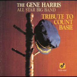 Tribute To Count Basie 1988 Gene Harris All Star Big Band