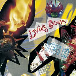 TIME'S UP 1990 Living Colour
