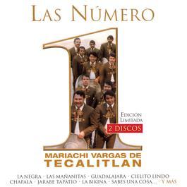 Las Numero 1 Del Mariachi Vargas De Tecalitlan 2008 Various Artists