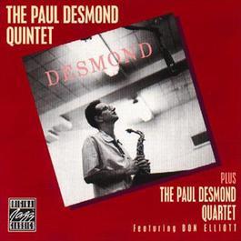 The Paul Desmond Quintet Plus The Paul Desmond Quartet 1992 The Paul Desmond Quintet
