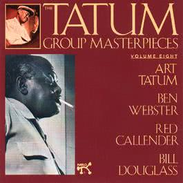 The Tatum Group Masterpieces, Volume 8 1990 Art Tatum