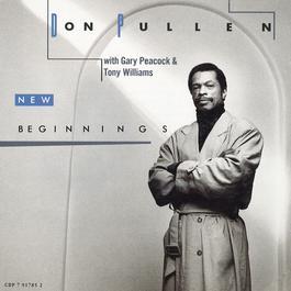 New Beginnings 1989 Don Pullen