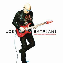 Black Swans and Wormhole Wizards 2017 Joe Satriani