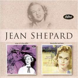 Songs Of A Love Affair/Heartaches And Tears 1998 Jean Shepard