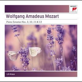 Mozart: 4 Piano Sonatas 2012 Lili Kraus