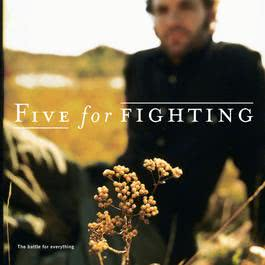 Angels & Girlfriends 2004 Five for Fighting