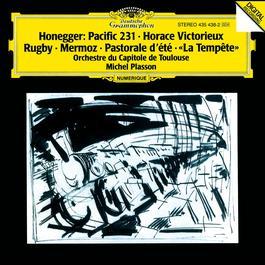Honegger: Prelude; Pastorale d'été. Poème symphonique; Horace victorieux 1993 Honegger