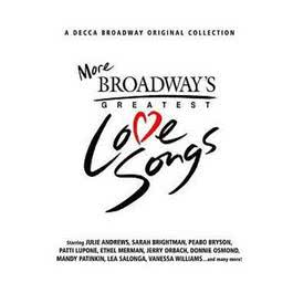 More Broadway Love Songs 2001 Various Artists