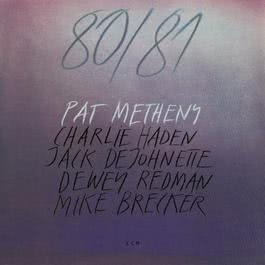 80/81 2017 Pat Metheny