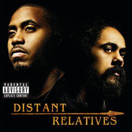 Distant Relatives 2010 Nas; Damian Marley
