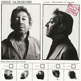 You're Under Arrest 1987 Serge Gainsbourg
