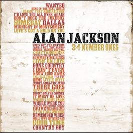 34 Number Ones 2010 Alan Jackson