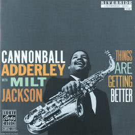 Things Are Getting Better 1989 Milt Jackson