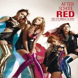 THE 4TH SINGLE ALBUM-RED 2011 A.S. RED