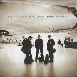 All That You Can't Leave Behind 2000 U2