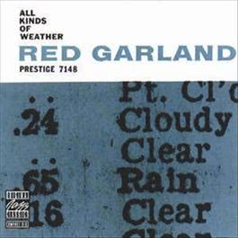 All Kinds Of Weather 1990 Red Garland Trio