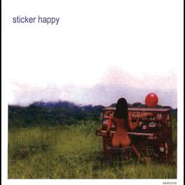 Sticker Happy 1998 Eraserheads