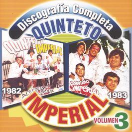Discografía Completa Volumen 3 2003 Koli Arce Y Su Quinteto Imperial