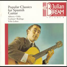 Bream Collection Volume 8 - Popular Classics For Spanish Guitar 1993 Julian Bream