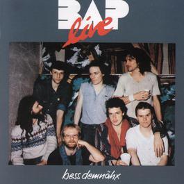Bap Live - Bess Demnähx 1983 BAP