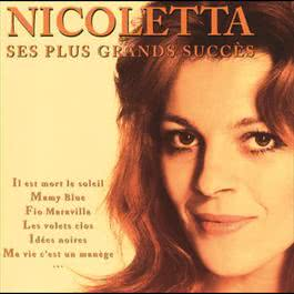 Les Plus Grands Succes 1995 Nicoletta