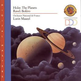 Holst: The Planets and Ravel: Bolero 1988 Lorin Maazel