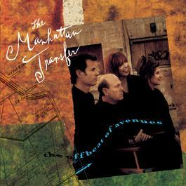 The Offbeat Of Avenues 1991 Walker Manhattan Jazz
