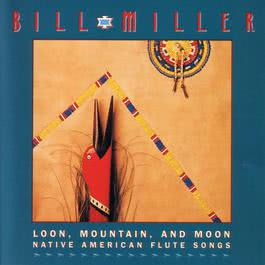 Loon, Mountain , And Moon 2006 Bill Miller