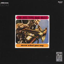Mean What You Say 1966 Thad Jones