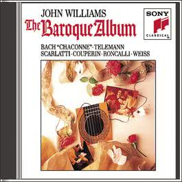 The Baroque Album 1990 John Williams