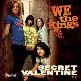Secret Valentine 2017 We The Kings