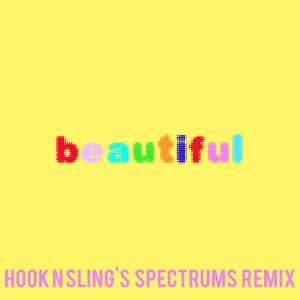 Beautiful (Bazzi vs. Hook N Sling's Spectrums Remix) 2018 Bazzi